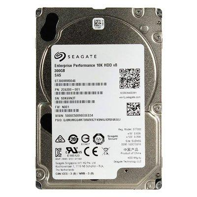 "Жесткий диск Seagate Enterprise Performance 10K 300 Гб SAS (ST300MM0048) (2.5"")"