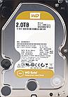 """Жесткий диск Western Digital Gold 2 Тб SATA III (WD2005FBYZ) (3,5"""")"""