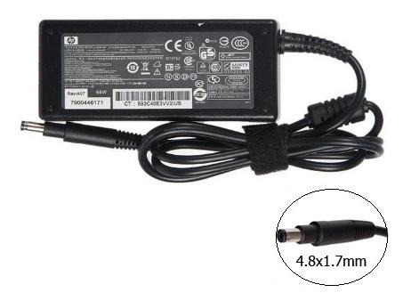 Оригинальная зарядка (сетевой адаптер) для ноутбука HP 19.5V 3.33A 65W 4.8х1.7mm