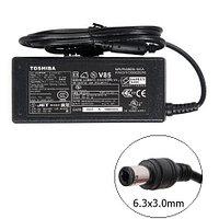 Оригинальная зарядка (сетевой адаптер) для ноутбука Toshiba 15V 4A 60W 6.3х3.0mm, фото 1