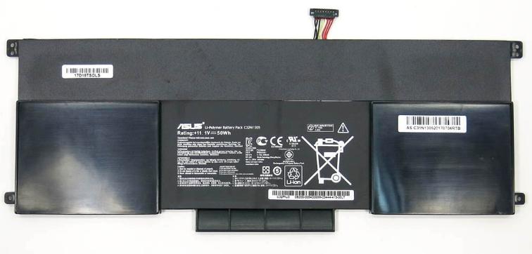 Батарея для ноутбука Asus Zenbook UX301LA, C32N1305 (11.1V, 4400 mAh) Original
