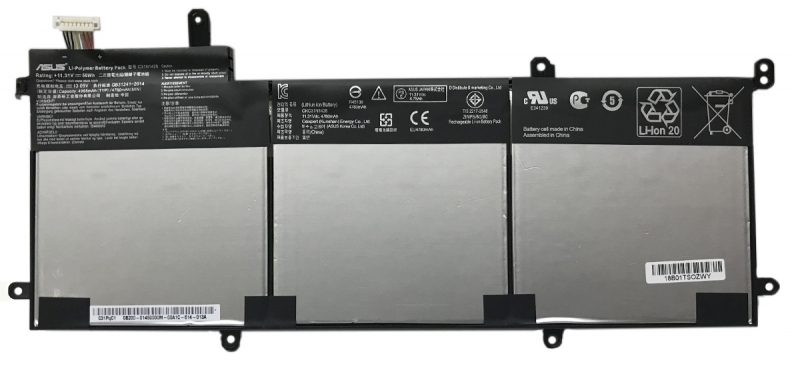 Батарея для ноутбука Asus Zenbook UX305UA C31N1428 (11.31V, 4955 mAh) Original