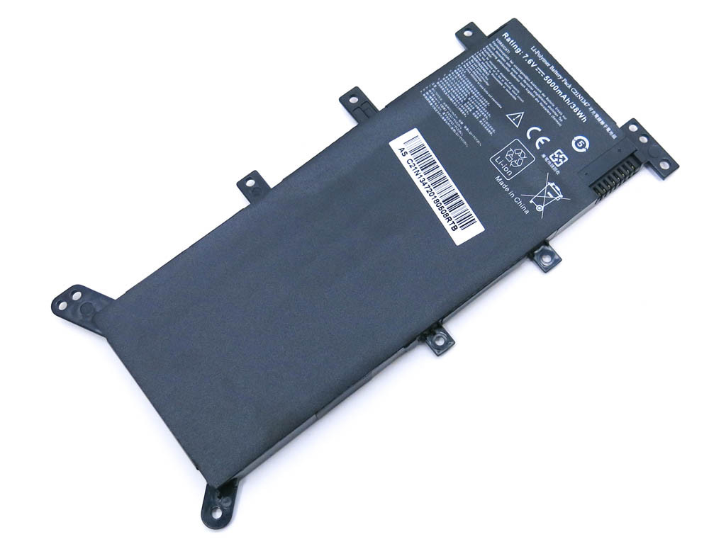 Батарея для ноутбука Asus X555 C21N1347 (7.5V 5070 mAh) OEM