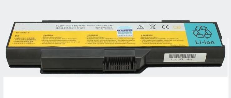 Батарея для ноутбука Lenovo G400 (10.8V 4400 mAh)