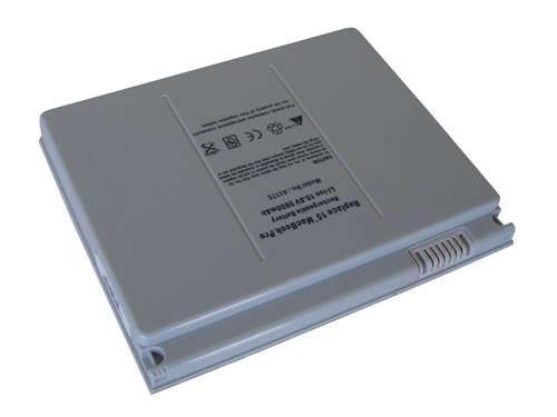 Батарея для ноутбука Apple Macbook Pro 15 A1175 (11.1V 5200 mAh)