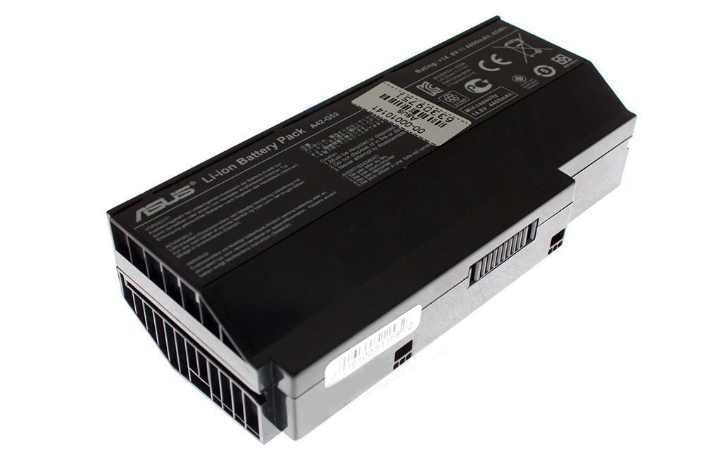 Батарея для ноутбука Asus A42-G73 (14.8V 4400 mAh)