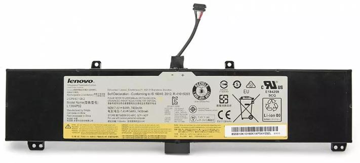 Батарея для ноутбука Lenovo Ideapad Y50-70 (7.4V 7400 mAh) Original