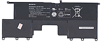 Батарея для ноутбука Sony VAIO PRO 13, VGP-BPSE38 (7.5V, 4740 mAh) Original