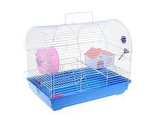 Клетка Эмаль для хомяков и мелких грызунов - 47х30х39 см