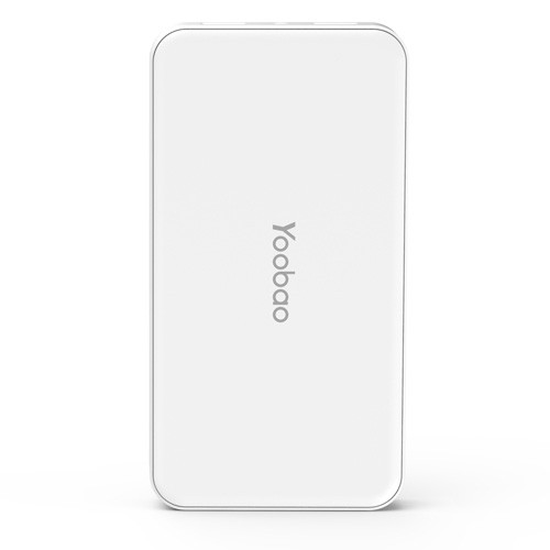 Дополнительный аккумулятор Yoobao power bank i8 10000 mAh (белый)