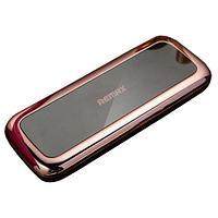 Дополнительный аккумулятор Remax RPP-35  power bank 5500 мАh (розовый), фото 1