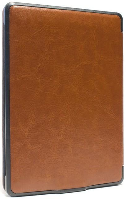Кожаный чехол для Amazon Kindle 6 (коричневый)