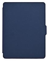 Кожаный чехол для Amazon Kindle 8 (синий), фото 1