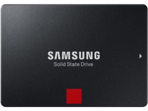 "Жесткий диск SSD Samsung 256 Gb 860 PRO 2.5""  MZ-76P256BW /"