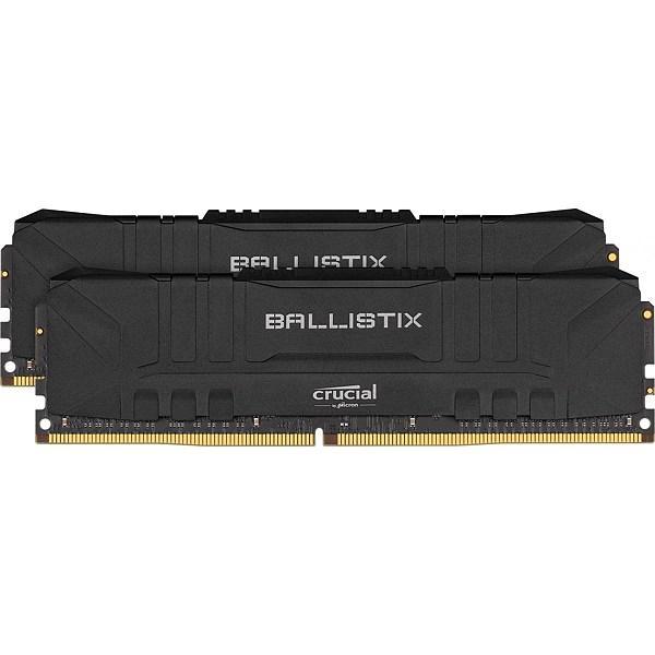 Оперативная память 16GB KIT (2x8Gb) DDR4 2400MHz Crucial Ballistix BL2K8G24C16U4B