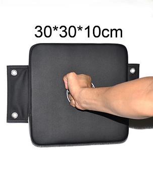 Настенная груша для отработки силы удара (размеры: 30*30*10 см), фото 2