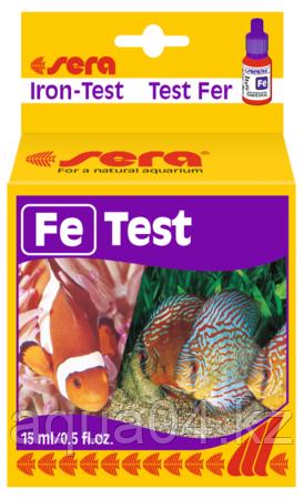 Sera Fe-Test 15мл