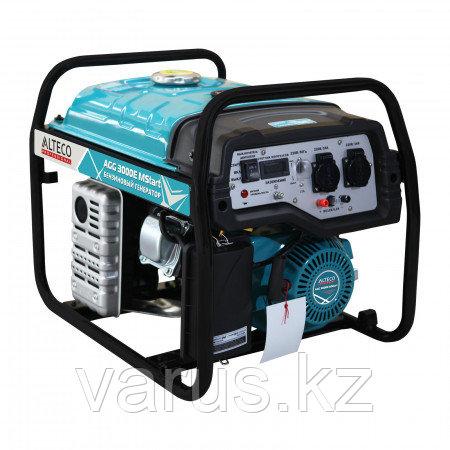 Бензиновый генератор Alteco Professional AGG 3000E Mstart