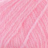 Пряжа 'Adelia Natali' 100 акрил 300м/50гр (04 розовый) (комплект из 2 шт.)