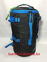 Спортивная сумка/рюкзак/трансформер.Высота 40 см,ширина 25 см, глубина 25 см., фото 1