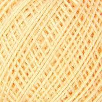 Нитки вязальные 'Ирис' 150м/25гр 100 мерсеризованный хлопок цвет 0602 (комплект из 10 шт.)