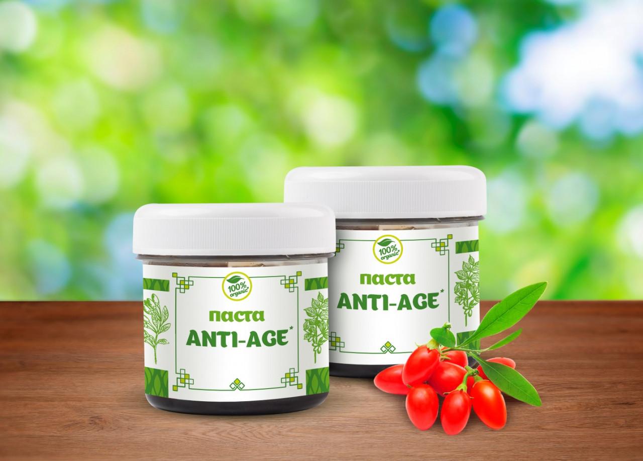 Паста «Anti-age»