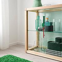 МАРКЕРАД Шкаф-витрина, сосна, 80x80 см, фото 1