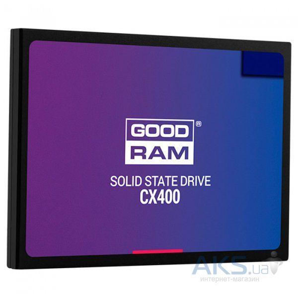"""Твердотельный накопитель 128GB SSD GOODRAM CX 400 2.5"""""""