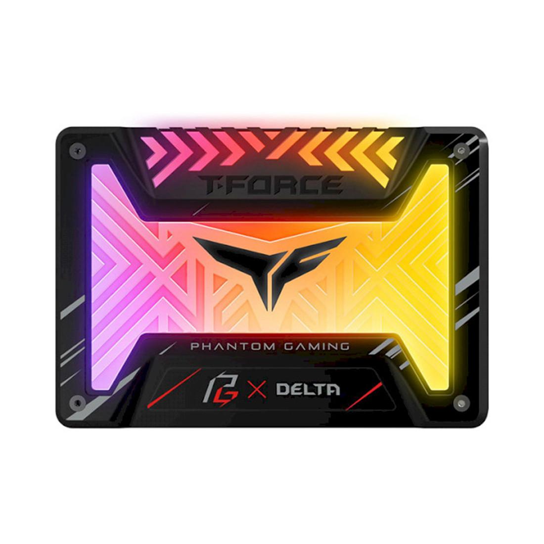 """Твердотельный накопитель SSD, ASRock, T-FORCE DELTA PG 250GB, Sata 6Gb/s (2.5"""")"""