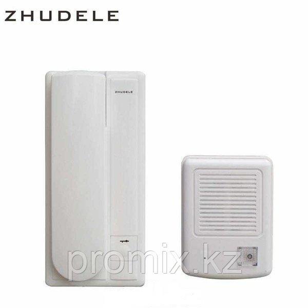 Аудиодомофон  ZHUDELE INTERCOM DOORBELL ZDL-3208