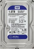 "Жёсткий диск, Western Digital WD10EZEX Blue HDD 1Tb SATA 6Gb/s 7200pm 64Mb 3,5"""
