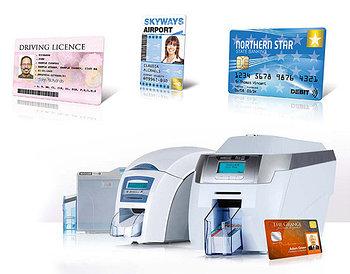 Принтеры для печати на пластиковых картах