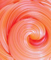Умный пластилин светящийся в темноте PUTTY, цвет оранжевый, фото 2