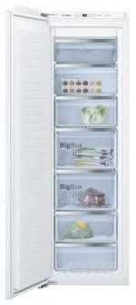 Встраиваемый морозильник Bosch GIN 81AE 20R