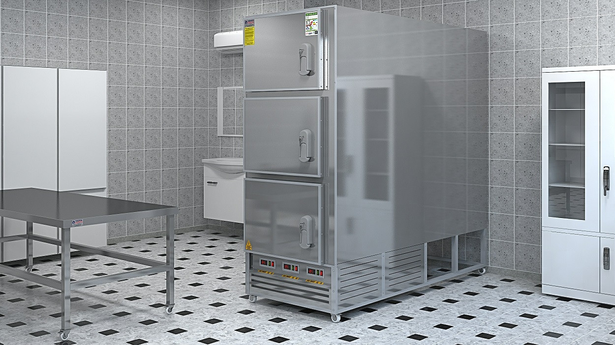 Камера холодильная специального назначения