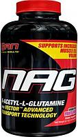 Глютамин NAG Acetil-L-Glutamin, 246 gr.