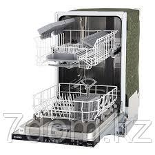 Встраиваемая посудомойка 45 см Bosch SPV 25C X01R, фото 2