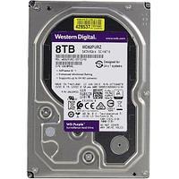 "Жесткий диск для видеонаблюдения HDD 8Tb Western Digital Purple WD82PURZ SATA 6Gb/s 256Mb (3.5"")"