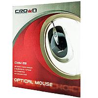 Мышь оптическая проводная Crown CMM-28 PS/2
