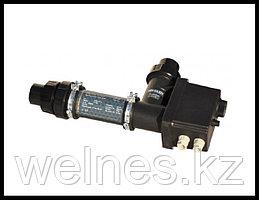 Электронагреватель для бассейна Max Dapra НЭО D-EWT-N с переключателем потока, пластик (12,0 кВт)