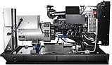 Генератор дизельный LEEGA LG22, 17,5кВт без кожуха с АВР, фото 2