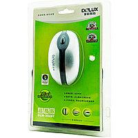 Мышь оптическая проводная Delux DLM-352BT USB