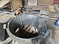 Футеровочное кольцо на дробильно-сортировочный комплекс Sandvik 442.8249-02