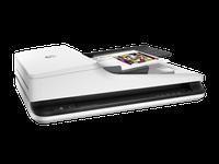 Сканер HP L2747A HP ScanJet Pro 2500 f1 Flatbed Scanner (A4)