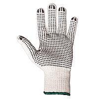 Общехозяйственные перчатки с точечным покрытием, 12 пар JD011
