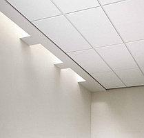 Потолочные акустические панели 1200х600х12 [Square Edge]