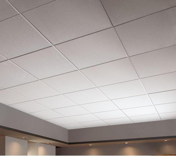 Потолочные акустические панели 600х600х20 [Square Edge]