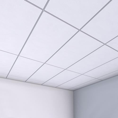 Потолочные акустические панели 1200х600х25 [Square Edge]