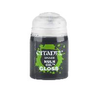Shade: Nuln oil gloss (Тень: Нульнское масло глянцевое). 24 мл.
