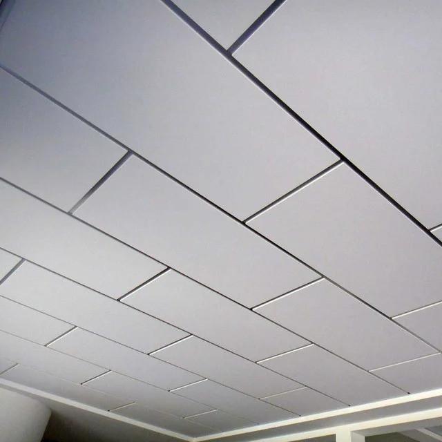 Потолочные акустические панели 1200х600х15 [Tegular Edge]